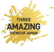 THREE AMAZING VIEWS OF JAPAN 日本三大奇勝