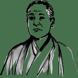 福澤諭吉 1835-1901 Yukichi Fukuzawa